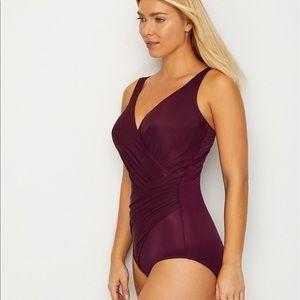 3462d7e83de42 Miraclesuit Swim - NWOT Miraclesuit Must Haves Oceanus Size 16